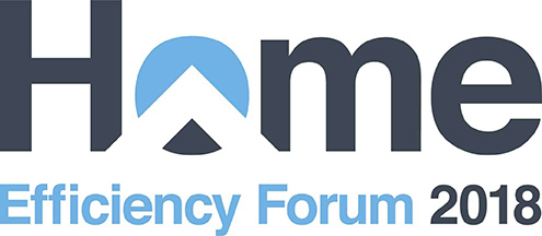 Home Efficiency Forum 2018 Logo